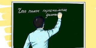 Персональные данные - Дети!