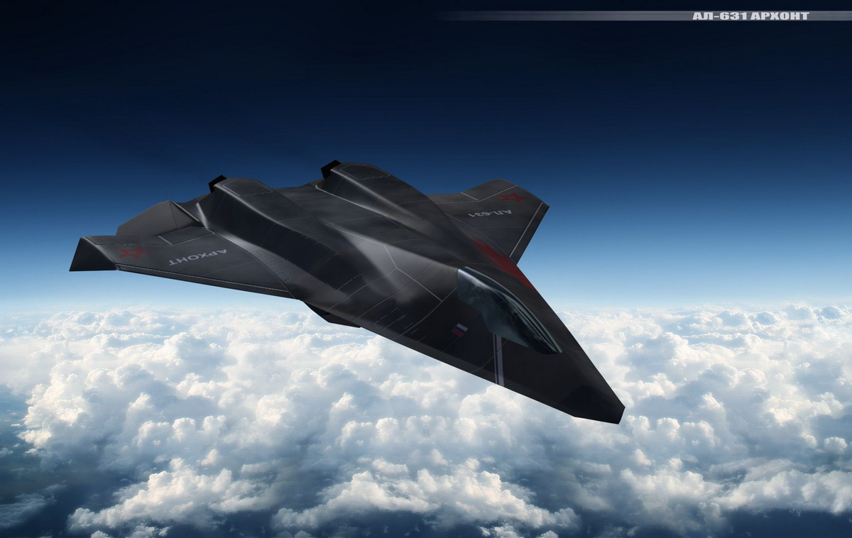 AL-631 ARCHONT (SGF/sixth-generation fighter)