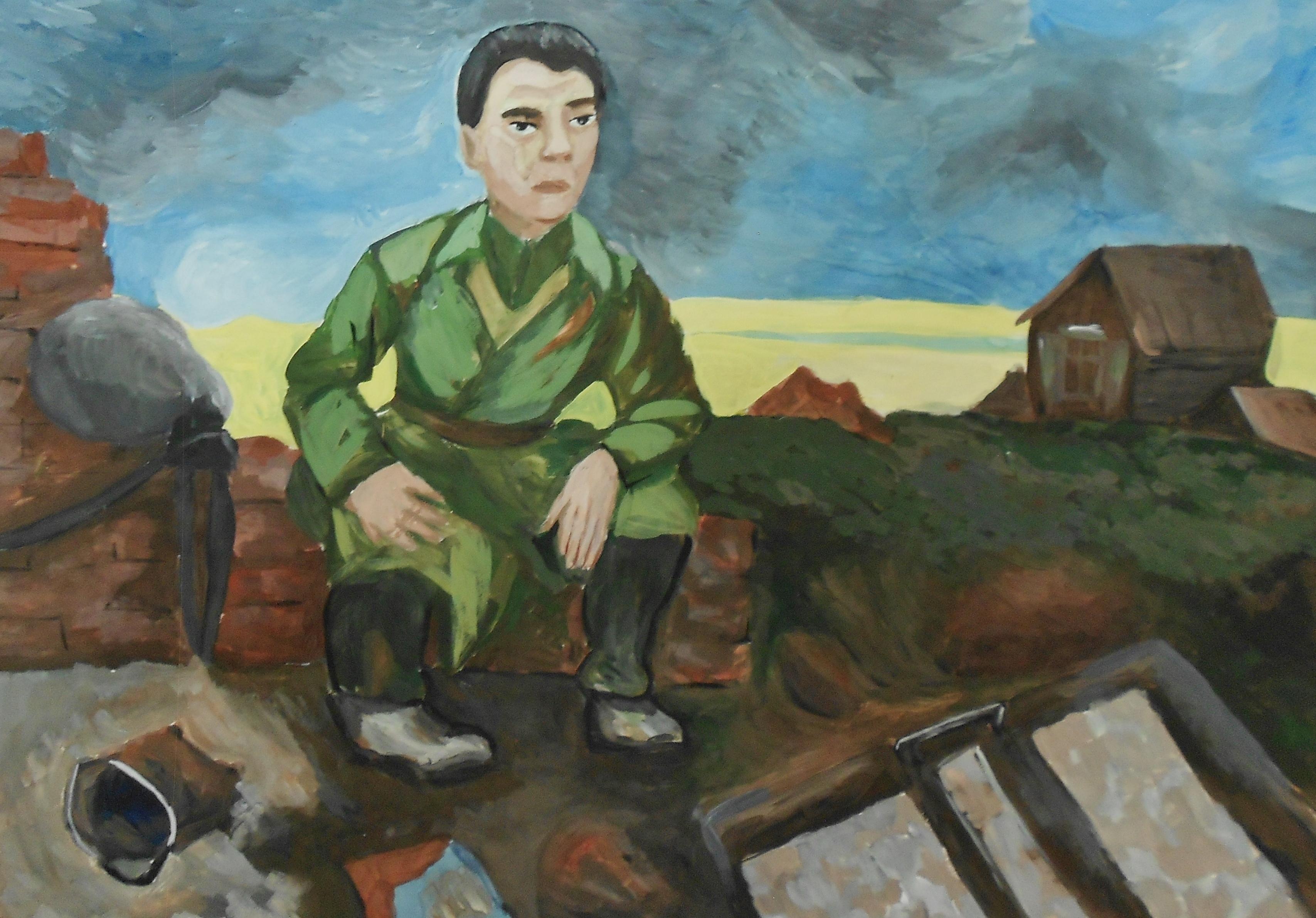 Головатюкова Лиза, 13 лет